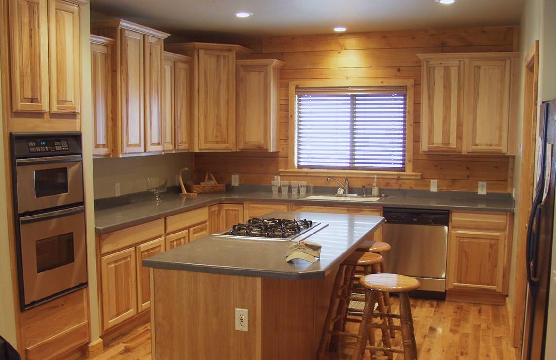 Satterwhite Log Homes San Jacinto Floor Plan
